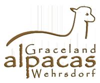 ONLINESHOP Graceland Alpacas-Logo